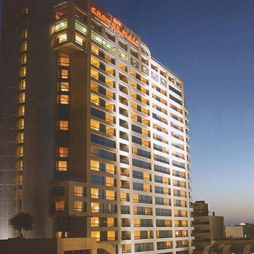 TAJ TOWER CROWNE PLAZA