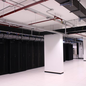 FRANSABANK MAIN DATA CENTER