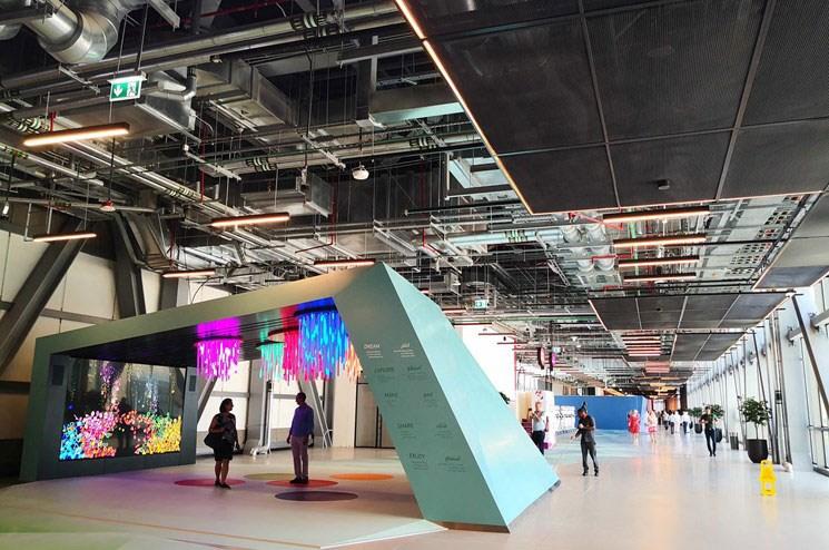 The Dubai Mall Zabeel Extension